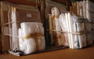 art movers art tightly packaged