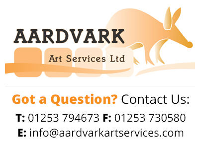 Aardvark Art Services Mobile Logo