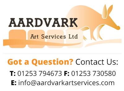 Aardvark Art Services Logo